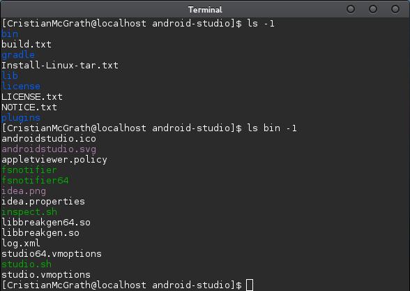Agregar programas al menu de aplicaciones de Gnome Shell