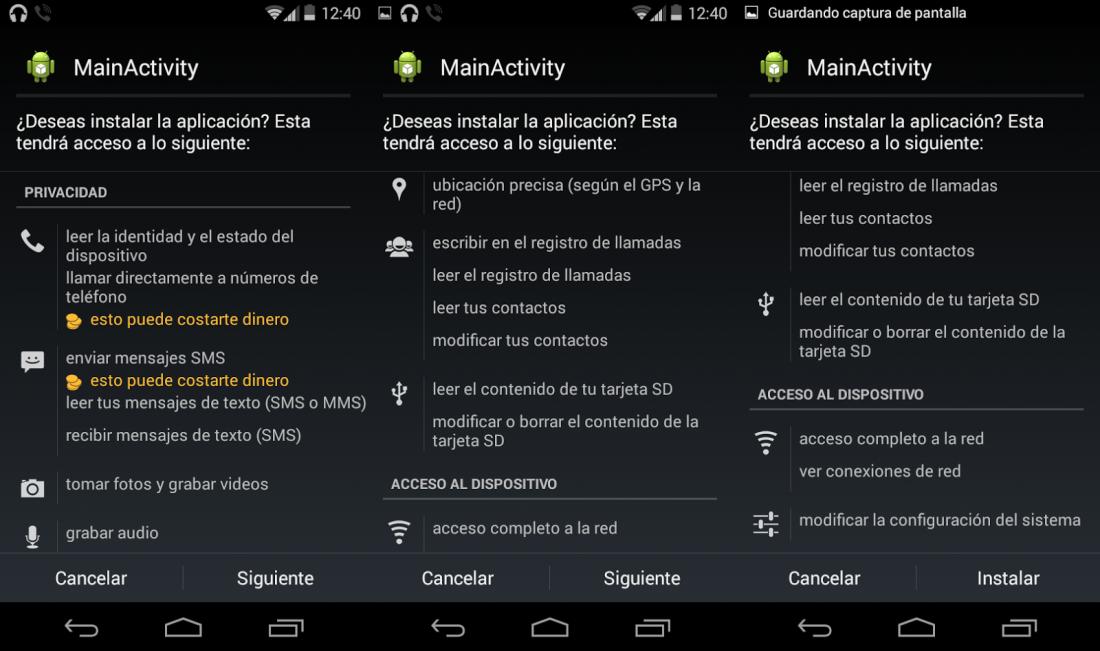 Hackea un dispositivo Android remotamente